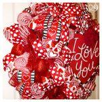 Lots of Love Wreath 2