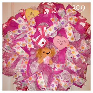 Puppy Love Wreath